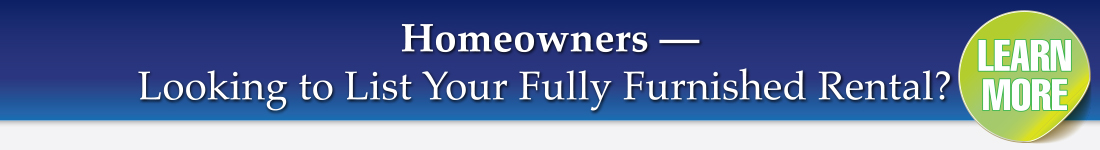 Homeowners — List Fully Furnished Rentals - 2